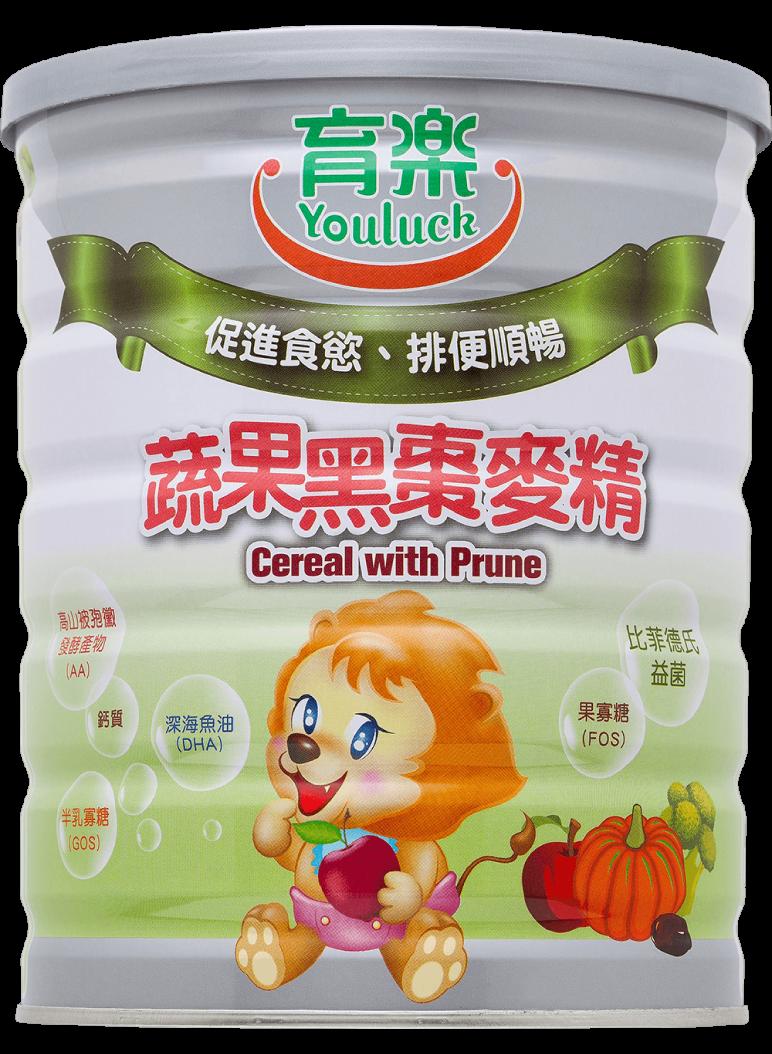 育樂蔬果黑棗麥精