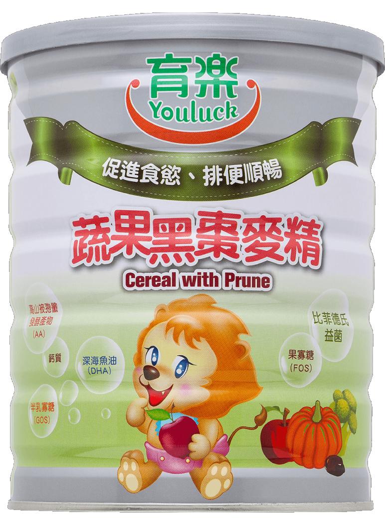育樂蔬果黑棗麥精!